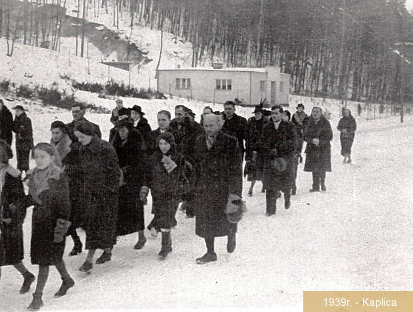1930 lata 30, kaplica